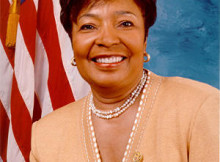 Congresswoman Eddie Bernice Johnson