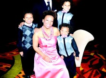 The Cathey Family