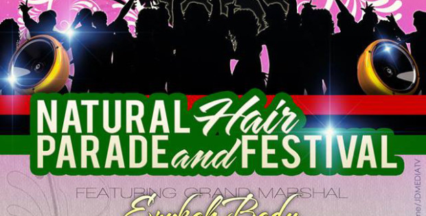 The 2014 Natural Hair Parade and Festival-cover
