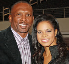 """All-Pro NFL Player Tim Brown and wife Sherice will host the """"His & Hers"""" health event at Methodist Charlton."""