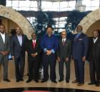 Pastor David Wilson, Pastor Bryan Carter, Dr.Frederick Haynes, Pastor Rickie Rush, Dr.Tony Evans, Dr. Zan Holmes, Bishop T.D. Jakes, Dr. Stephen Nash and Dr.Tommy Brown