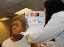 DCHHS Offers Free Flu Vaccine Photo