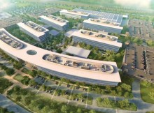 Toyota Campus Design