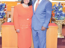 Rev. Rudolph Phillips and First Lady Regeina Phillips