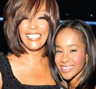 Whitney & Bobbi Kristina Brown-cover