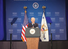 Vice President Joe Biden speaks at the 2015 National HBCU Week Conference in Washington DC-cover