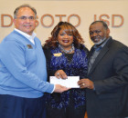 BANK OF DESOTO DONATES $5K