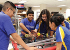 CONRAD HIGH SCHOOL ROBOTICS TEAM