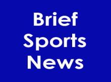 Brief Sports News