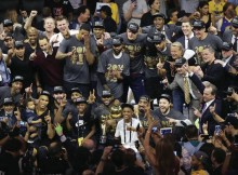 Cavs Win 2016 Championship