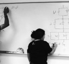 School of Science and Engineering Magnet students at work. Photo courtesy of Dallas ISD