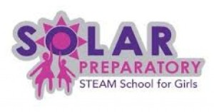 Solar Preparatory School for Girls logo
