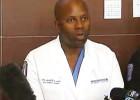 Surgeon Brian Williams of Parkland Hospital