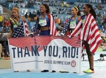 Team USA takes Rio Olympics