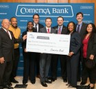 Oak Cliff nonprofit The Business Assistance Center was presented with a $21,000 grant through the Partnership Grant Program from FHLB Dallas and Comerica Bank.