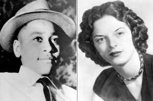 Emmett Till and Carolyn Bryant Donham
